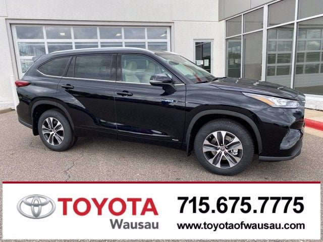 2020 Toyota Highlander Hybrid Xle Toyota Dealer Serving Wausau Wi New And Used Toyota Dealership Serving Merrill Mosinee Marshfield Wi 5tdgbrchxls506449