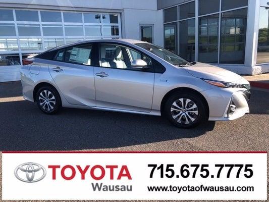 2020 Toyota Prius Prime Limited Toyota Dealer Serving Wausau Wi New And Used Toyota Dealership Serving Merrill Mosinee Marshfield Wi Jtdkarfp5l3157265
